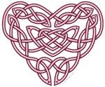 Celtic Heart: Knotwork