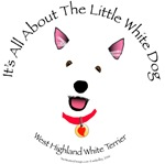 All About The Little White Dog