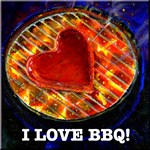 BBQ Grill of Love