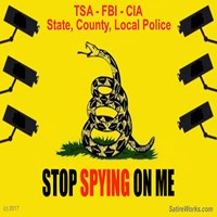 Stop Spying!