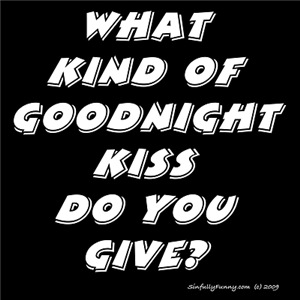 The New Goodnight Kiss
