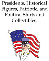 Presidents, Historical Figures, Patriotic, and Pol