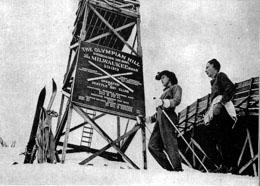 Lost Ski Area memorabilia