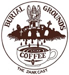 Burial Grounds Coffee - NEW DESIGN!