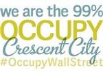 Occupy Crescent City T-Shirts