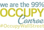 Occupy Conroe T-Shirts