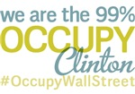 Occupy Clinton T-Shirts