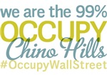 Occupy Chino Hills T-Shirts