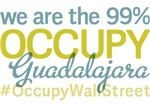 Occupy Guadalajara T-Shirts