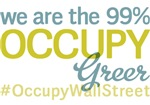 Occupy Greer T-Shirts