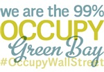 Occupy Green Bay T-Shirts
