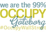 Occupy Goteborg T-Shirts