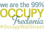 Occupy Fredonia T-Shirts