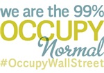 Occupy Normal T-Shirts