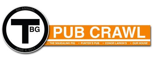 4th Annual TBG Pub Crawl