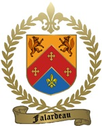 FALARDEAU Family Crest