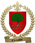 CHAISSON Family Crest