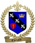 CHENARD Family Crest