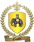 CHAUVET Family Crest