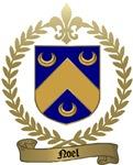 NOEL Family Crest