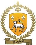 RAIMBEAU Family Crest