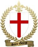 SAINT-GEORGE Family Crest