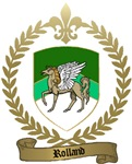 ROLLAND Family Crest