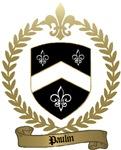 PAULIN Family Crest