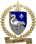 GUILBEAUX Family Crest