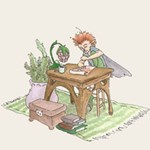 Fairy Poet, Faerie Author