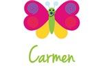 Carmen The Butterfly