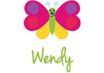 Wendy The Butterfly