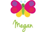 Megan The Butterfly