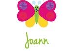 Joann The Butterfly