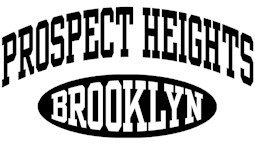 Prospect Heights Brooklyn t-shirts