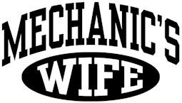Mechanic's Wife t-shirt