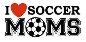 I Heart Soccer moms t-shirt