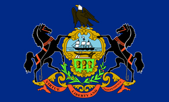 Pennsylvania t-shirts and gifts