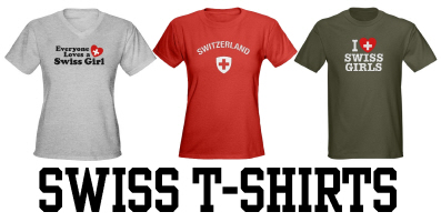 Swiss t-shirts