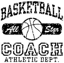 Basketball Coach t-shirt