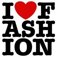 I Love Fashion t-shirts