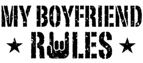 My Boyfriend Rules t-shirt