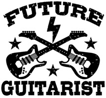 Future Guitarist t-shirt