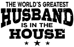 The World's Greatest Husband t