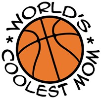 World's Coolest Basketball Mom t-shirt