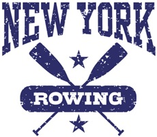 New York Rowing t-shirts