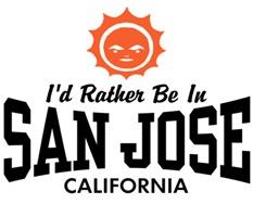 San Jose California t-shirt
