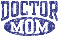 Doctor Mom t-shirts