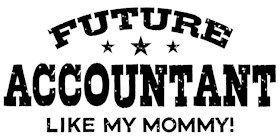 Future Account Like My Mommy t-shirt