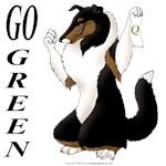 Go Green Tri-Collie